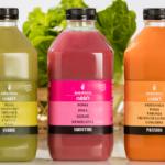 Agrofresc sucs vegetals